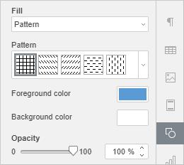 Pattern Fill