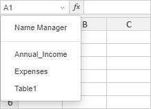 Name list