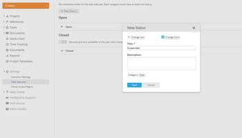 How to create custom task statuses? Step 2_2