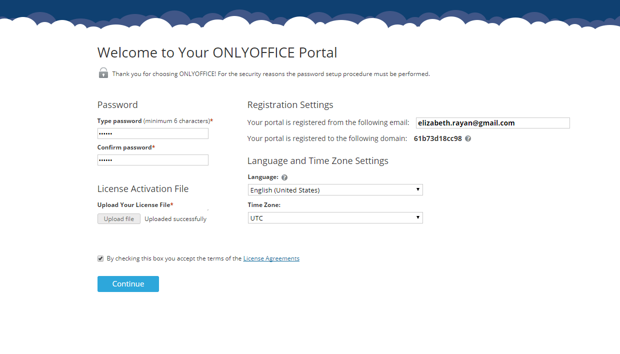 How to start working with your server version? - ONLYOFFICE