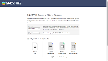 Access Enterprise Edition via a web browser
