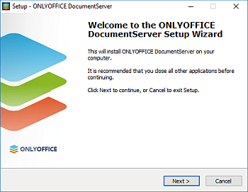 Installing Document Server