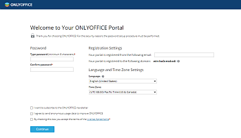 How to deploy ONLYOFFICE Workspace for Windows on a local server? Step 4