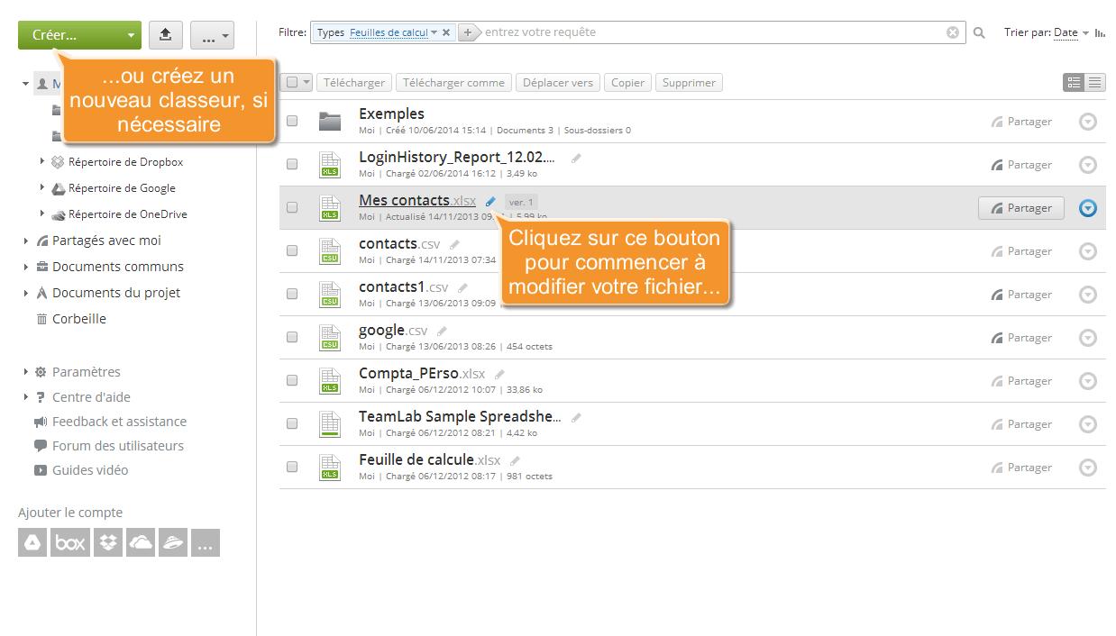 Comment Creer Un Fichier Csv Office En Ligne