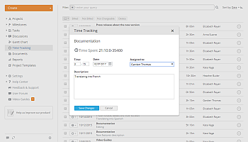 How to track the work time efficiently? Step 3