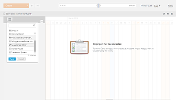 How to manage your project using the Gantt chart? Step 2