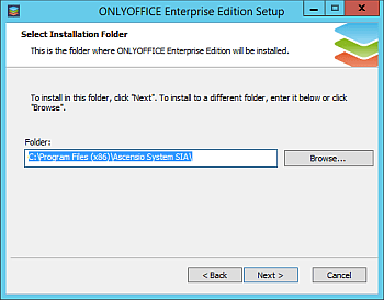 How to deploy Education Edition for Windows on a local server? Step 3