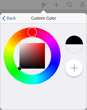 Custom color