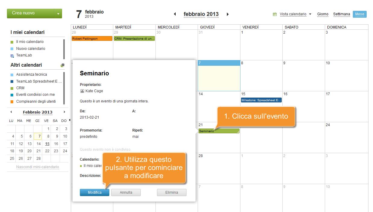 Come Creare Un Calendario Condiviso.Come Creare Un Evento Di Una Giornata Intera Online Office